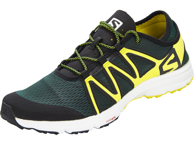 4babf620f9a3 Salomon Crossamphibian Swift Shoes Men yellow grey at Addnature.co.uk